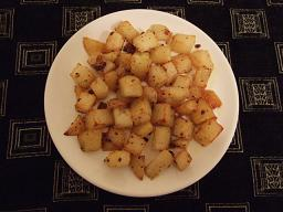 Bordelaise Potatoes